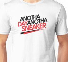 Anotha Day Anotha Sneaker - Bred Unisex T-Shirt