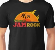 Welcome to Jamrock Unisex T-Shirt