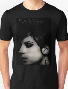Barbra Streisand Promo Poster / Mixed Media T-Shirt