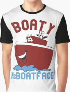 Boaty McBoatface Graphic T-Shirt