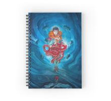 Laughing Bells Spiral Notebook