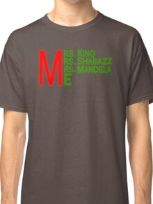 Mrs. and Me Classic T-Shirt