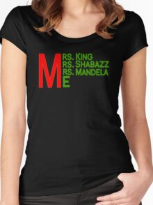 Mrs. and Me Women's Fitted Scoop T-Shirt