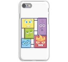 Composition of Emotions iPhone Case/Skin