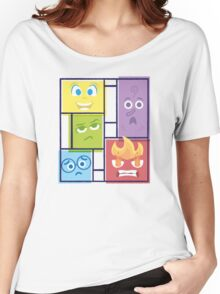 Composition of Emotions Women's Relaxed Fit T-Shirt