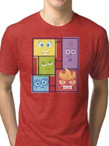 Composition of Emotions Tri-blend T-Shirt