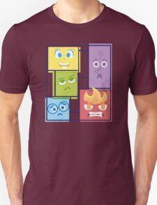 Composition of Emotions T-Shirt
