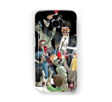Jules Vs The Undead Samsung Galaxy Case/Skin