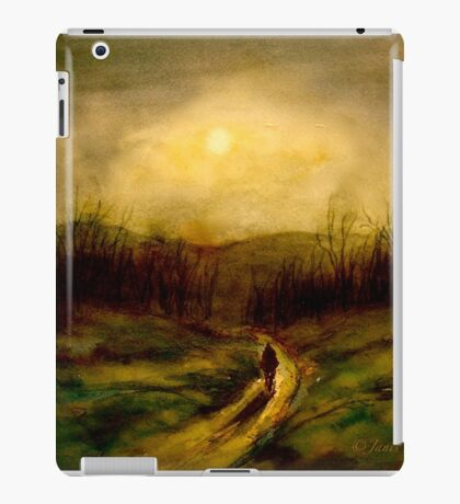 Landscape Hardy...The Return of the Native iPad Case/Skin
