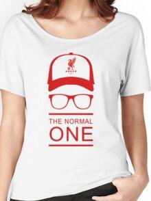 jurgen klopp red liverpool Women's Relaxed Fit T-Shirt