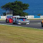 Phillip Island Sports Car Selection by TeaCee