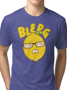 Blerg Tri-blend T-Shirt