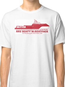 Boaty McBoatface For President Classic T-Shirt