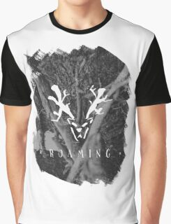 Roaming (Brushed) Graphic T-Shirt