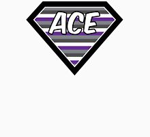 Asexualise Asexual Superman Style ACE Design Unisex T-Shirt