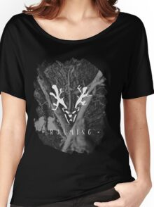 Roaming (Brushed) Women's Relaxed Fit T-Shirt