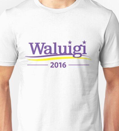 Waluigi 2016 Unisex T-Shirt