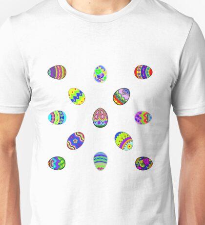 Eggsactly Easter! Unisex T-Shirt