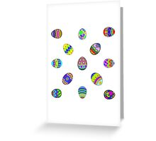 Eggsactly Easter! Greeting Card