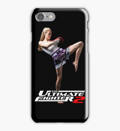 NEVER UNDERESTIMATED A GIRL ... IT'S GIRL POWER iPhone Case/Skin