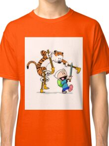adventure time calvin hobbes Classic T-Shirt