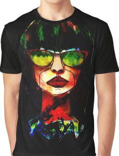 Modern Beautiful Portrait Design   ART   NEW Graphic T-Shirt