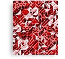 It's a Tetris Nostalgy Canvas Print