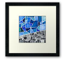 Urban Landscape Framed Print