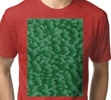 abstract is mine 3 Tri-blend T-Shirt