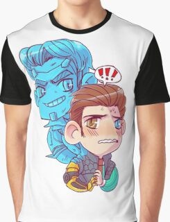Bad Touch Graphic T-Shirt