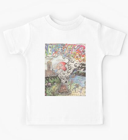 Off to Never Ever Land Kids Tee
