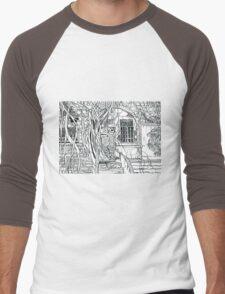 Elegantly Condemned Men's Baseball ¾ T-Shirt