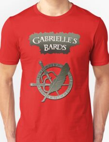 Gabrielle's Bards Nation T-Shirt