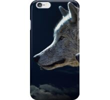 Mytical Wolves  iPhone Case/Skin