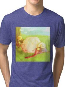 Micah the Mareep Tri-blend T-Shirt