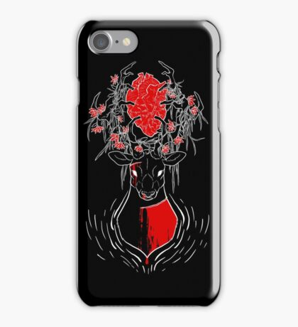 Stag Heart iPhone Case/Skin