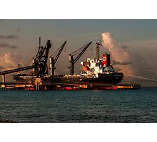 Salt Ship Photographic Print