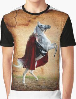 The Black Pearl Friesian Dance Troupe - Karen & Cavalli Graphic T-Shirt