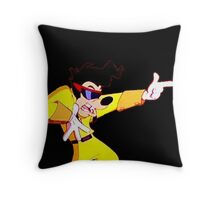 Max Goof Throw Pillow
