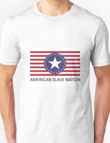 American Slave Nation - Descendants of American Slaves T-Shirt