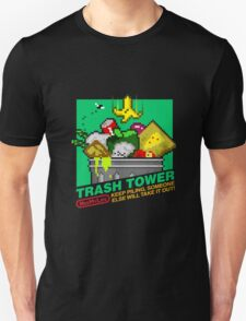 Trash Tower (NES My Life) Unisex T-Shirt