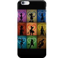 Kingdom Hearts Family iPhone Case/Skin