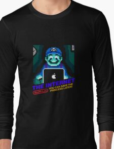 The Internet (NES My Life) Long Sleeve T-Shirt