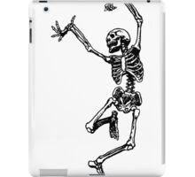 Dancing Skeleton iPad Case/Skin