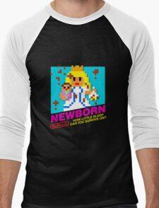 Newborn (NES My Life) Men's Baseball ¾ T-Shirt