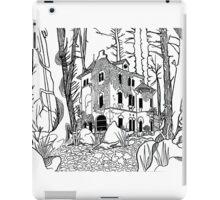 Forgotten Manor iPad Case/Skin