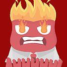 Anger by oneskillwonder
