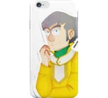Bastion Misawa iPhone Case/Skin