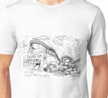 Forgotten Amusement Park Unisex T-Shirt