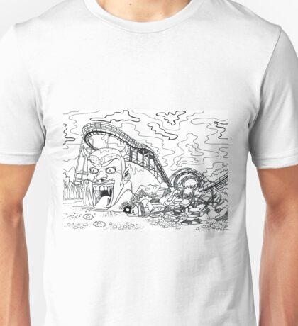 Forgotten Amusement Park Unisex T-Shirt